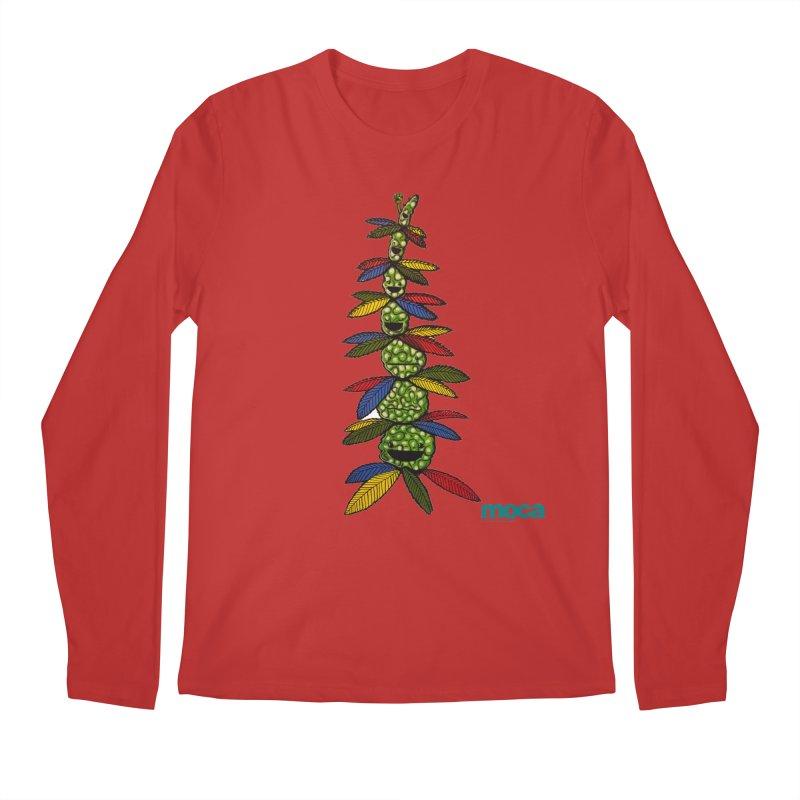 Shawnimal Men's Longsleeve T-Shirt by MOCAshop's Artist Shop