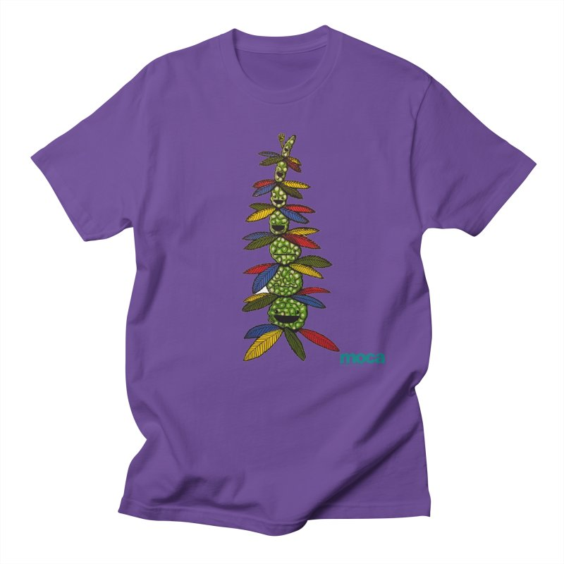 Shawnimal Men's Regular T-Shirt by MOCAshop's Artist Shop