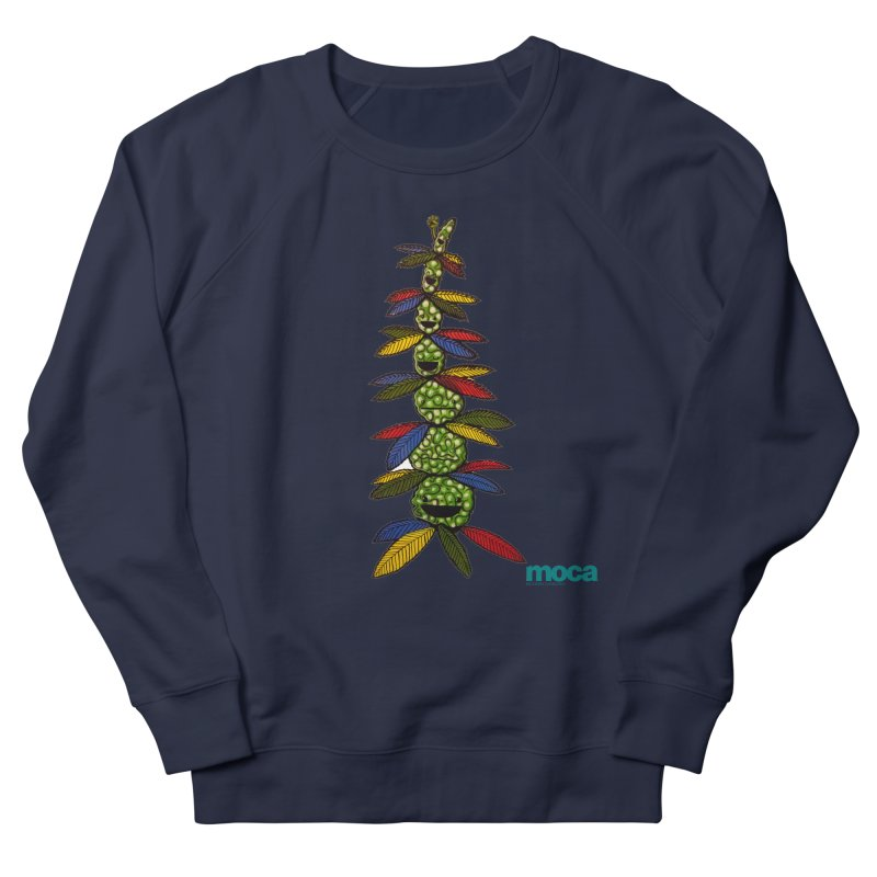Shawnimal Women's French Terry Sweatshirt by MOCAshop's Artist Shop