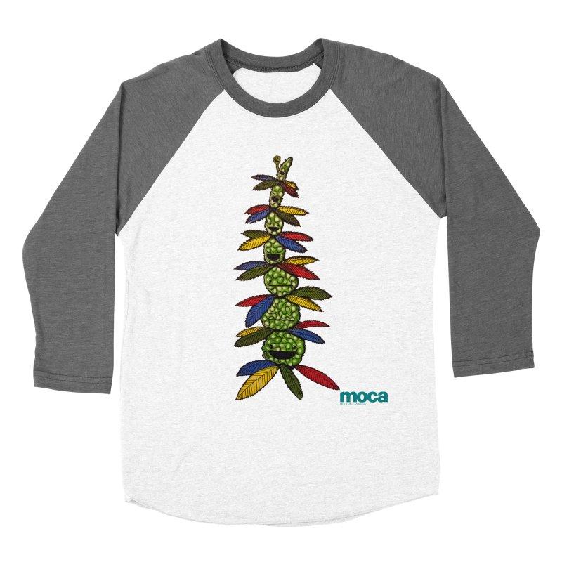 Shawnimal Women's Baseball Triblend Longsleeve T-Shirt by MOCA