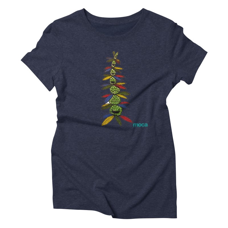 Shawnimal Women's Triblend T-Shirt by MOCAshop's Artist Shop