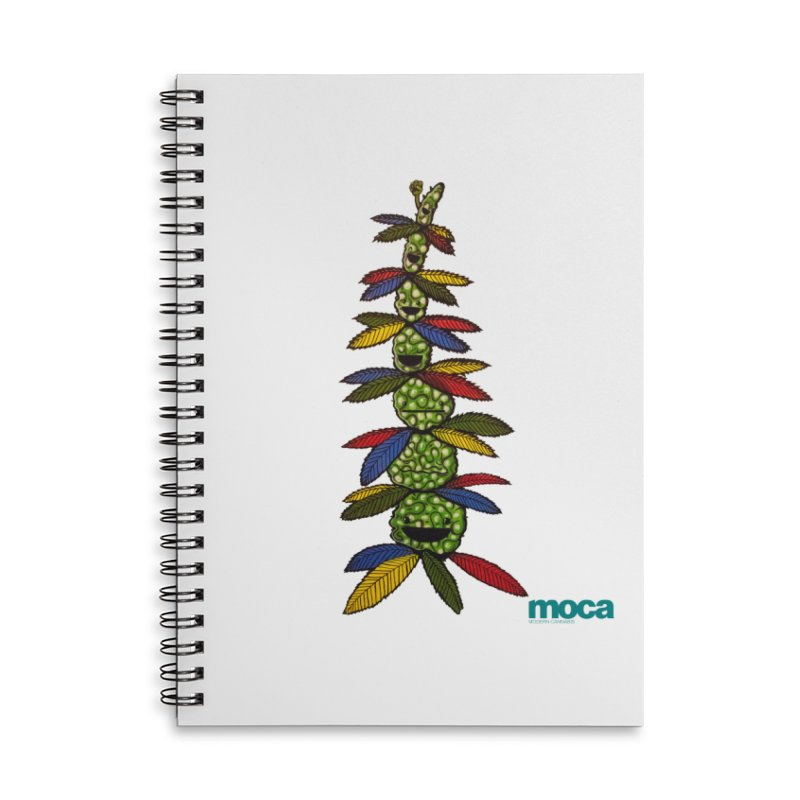 Shawnimal Accessories Lined Spiral Notebook by MOCA