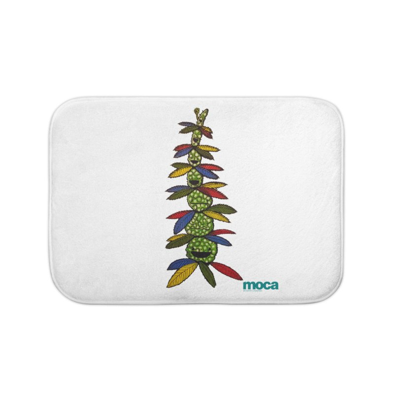 Shawnimal Home Bath Mat by MOCA
