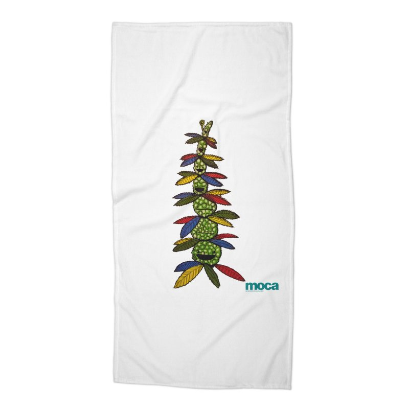 Shawnimal Accessories Beach Towel by MOCAshop's Artist Shop