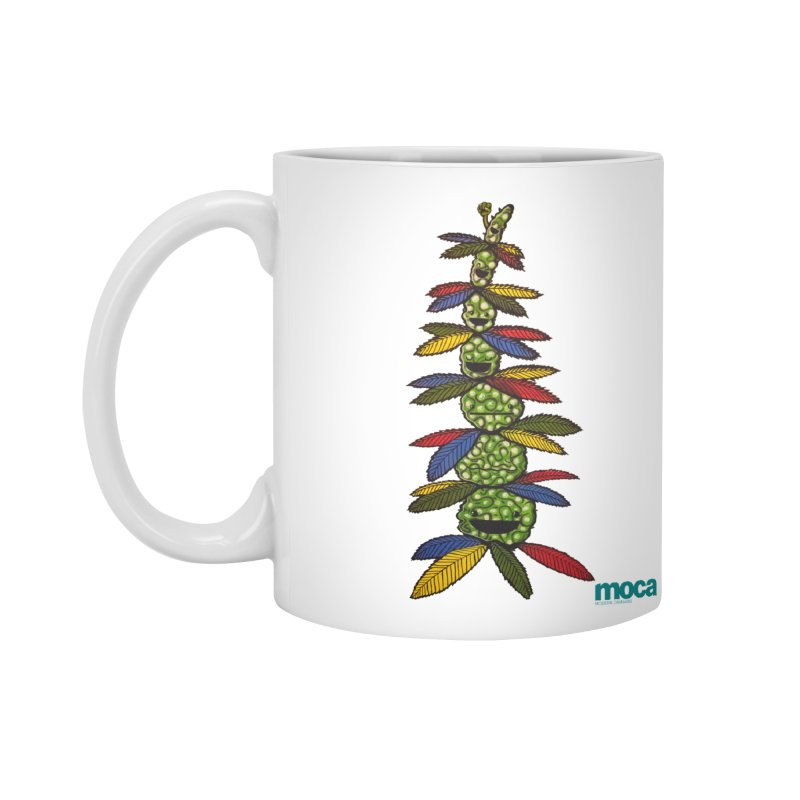 Shawnimal Accessories Standard Mug by MOCA