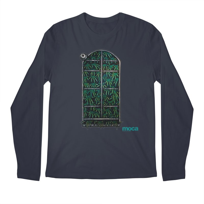 Sick Fisher Men's Longsleeve T-Shirt by MOCAshop's Artist Shop