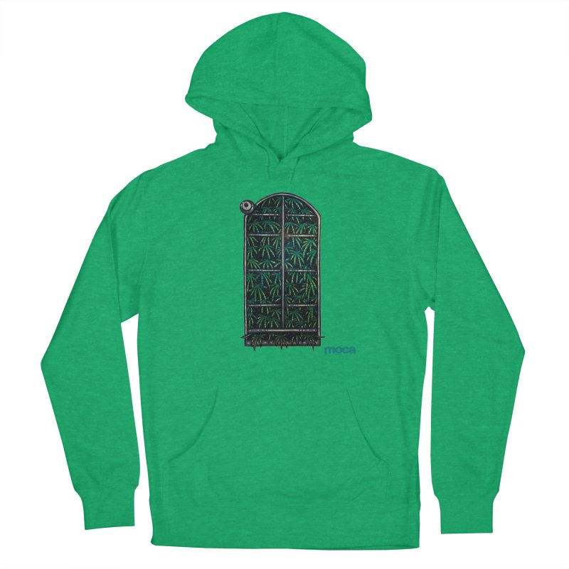 Sick Fisher Men's French Terry Pullover Hoody by MOCA