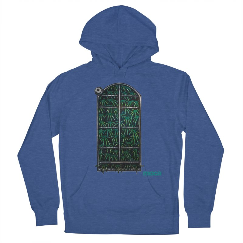 Sick Fisher Women's French Terry Pullover Hoody by MOCAshop's Artist Shop