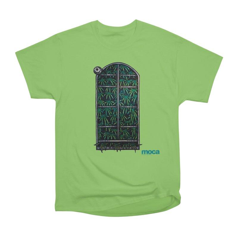 Sick Fisher Women's Heavyweight Unisex T-Shirt by MOCAshop's Artist Shop