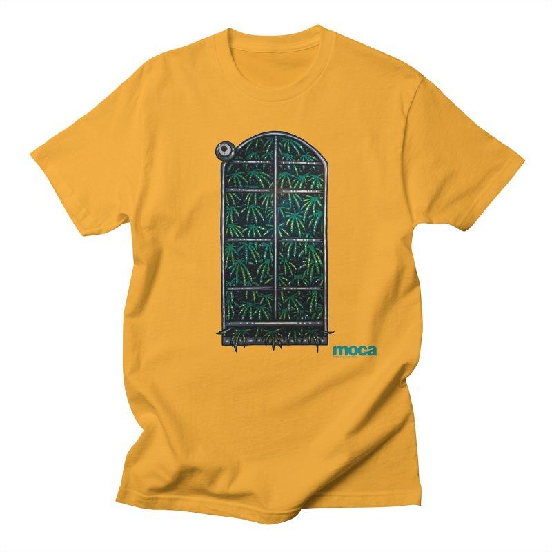 Sick Fisher Men's Regular T-Shirt by MOCAshop's Artist Shop