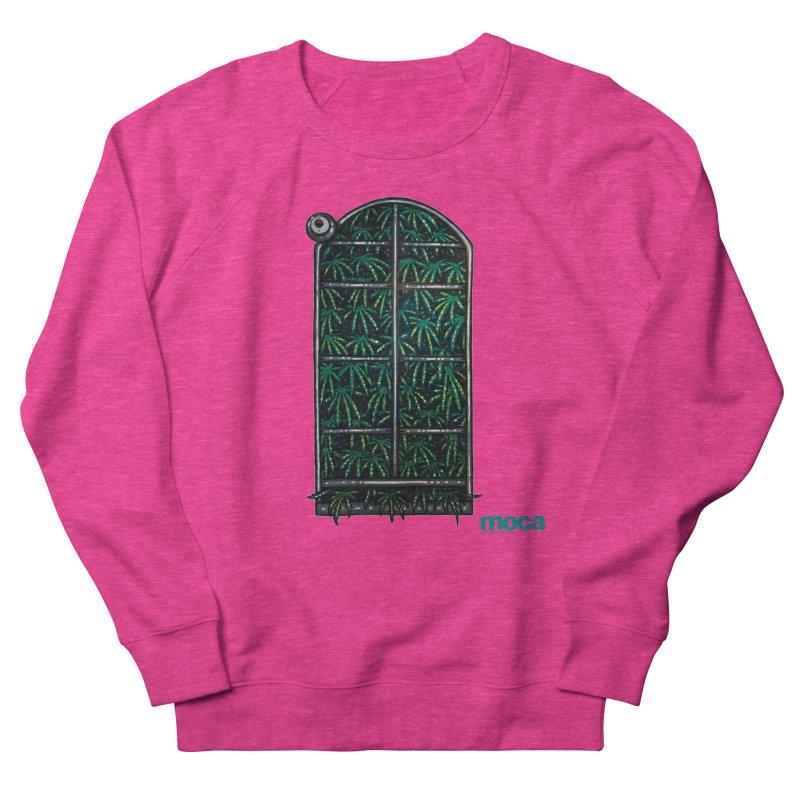 Sick Fisher Women's French Terry Sweatshirt by MOCA
