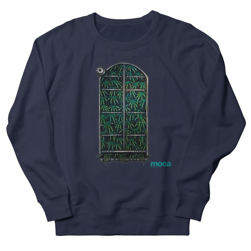 Sick Fisher Women's French Terry Sweatshirt by MOCAshop's Artist Shop