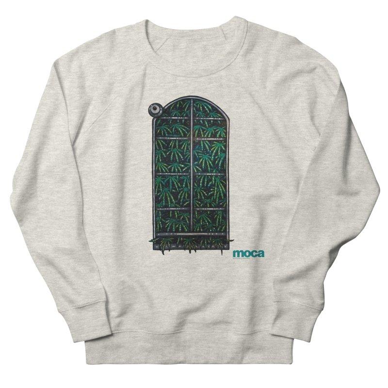 Sick Fisher Men's Sweatshirt by MOCAshop's Artist Shop