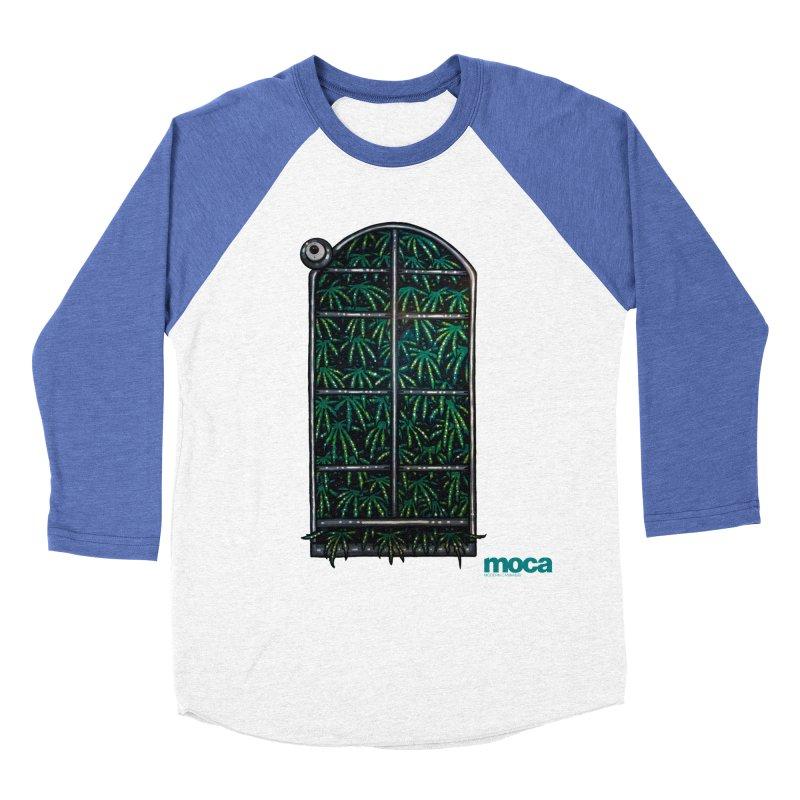 Sick Fisher Women's Baseball Triblend Longsleeve T-Shirt by MOCAshop's Artist Shop