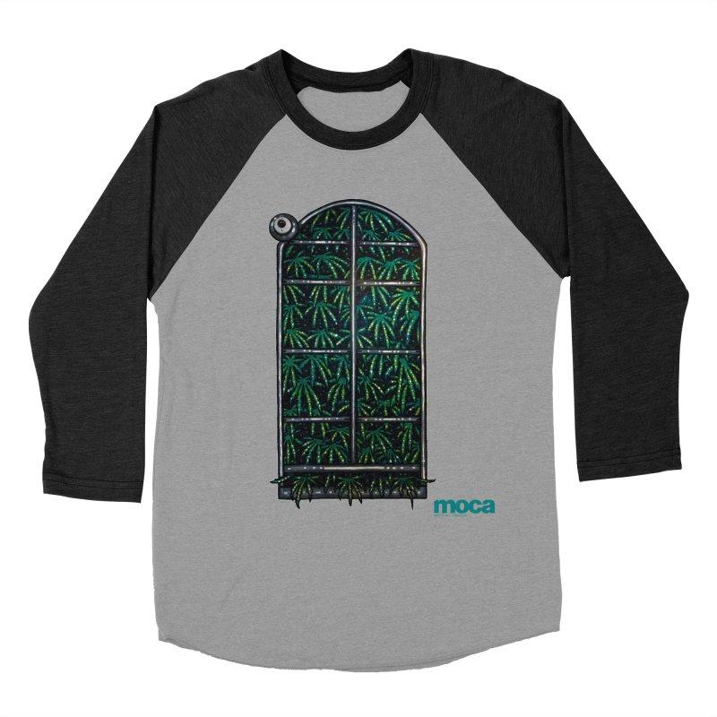 Sick Fisher Men's Baseball Triblend Longsleeve T-Shirt by MOCA