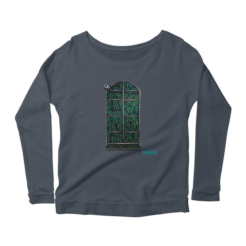 Sick Fisher Women's Scoop Neck Longsleeve T-Shirt by MOCAshop's Artist Shop