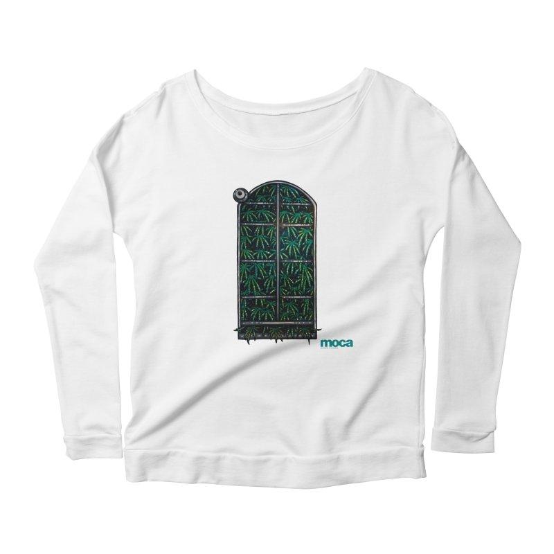 Sick Fisher Women's Scoop Neck Longsleeve T-Shirt by MOCA