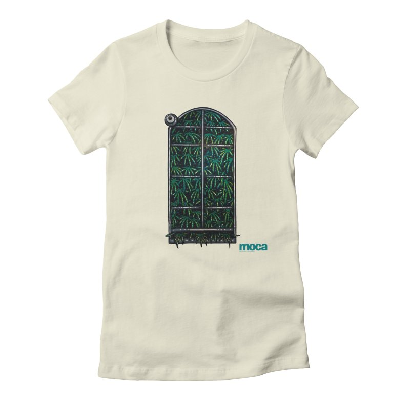 Sick Fisher Women's Fitted T-Shirt by MOCA