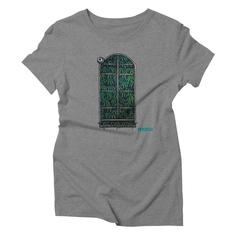 Sick Fisher Women's Triblend T-Shirt by MOCAshop's Artist Shop