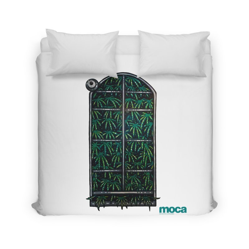 Sick Fisher Home Duvet by MOCAshop's Artist Shop