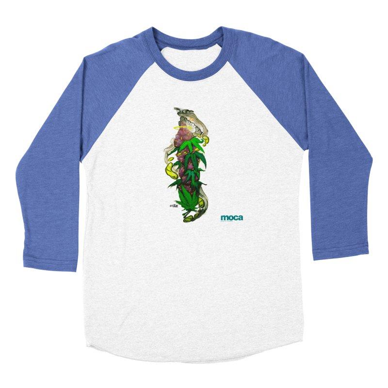 Stuk One Women's Baseball Triblend Longsleeve T-Shirt by MOCA
