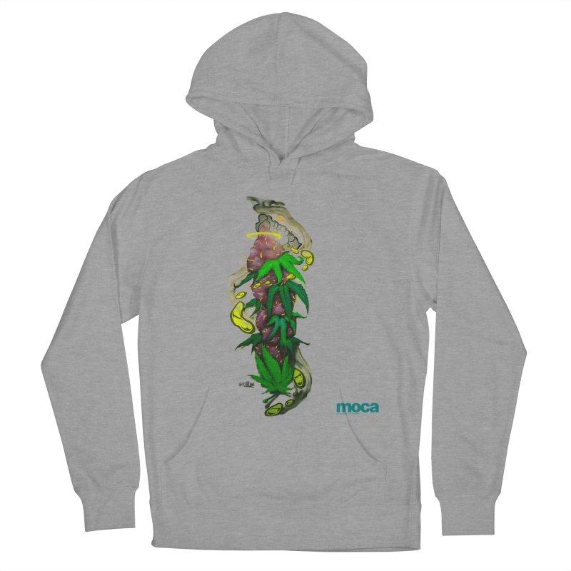 Stuk One Men's Pullover Hoody by MOCAshop's Artist Shop