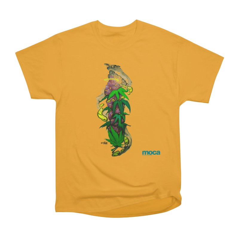Stuk One Men's Heavyweight T-Shirt by MOCA