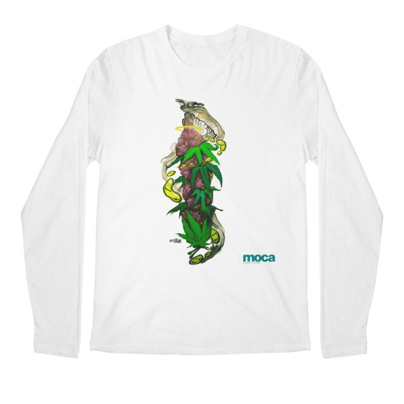 Stuk One Men's Regular Longsleeve T-Shirt by MOCAshop's Artist Shop