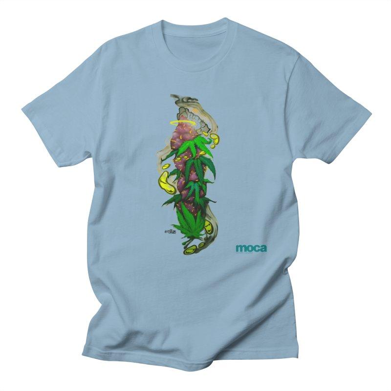 Stuk One Men's Regular T-Shirt by MOCAshop's Artist Shop