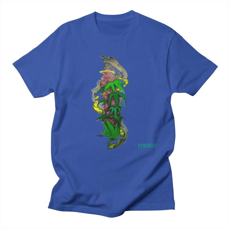 Stuk One Men's Regular T-Shirt by MOCA