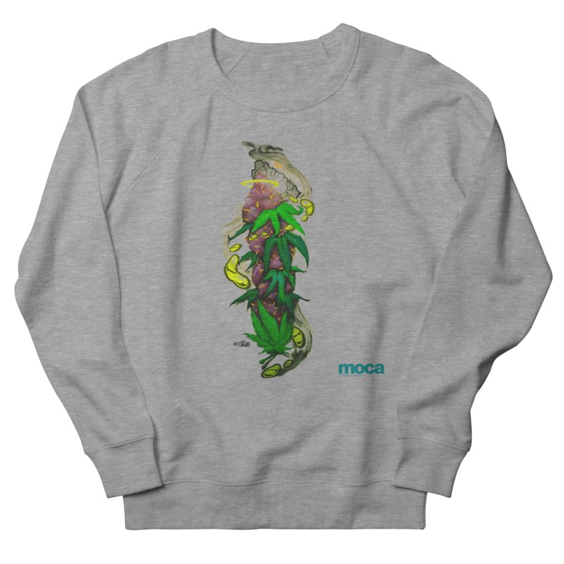 Stuk One Men's French Terry Sweatshirt by MOCA