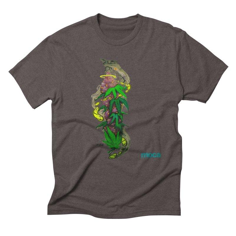 Stuk One Men's Triblend T-Shirt by MOCAshop's Artist Shop