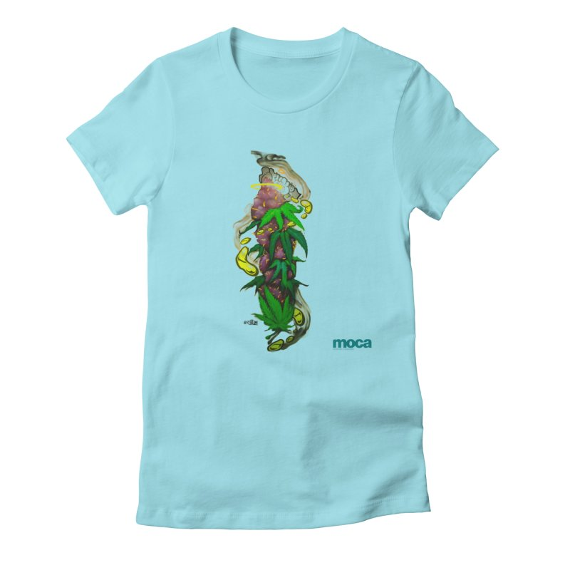 Stuk One Women's Fitted T-Shirt by MOCA