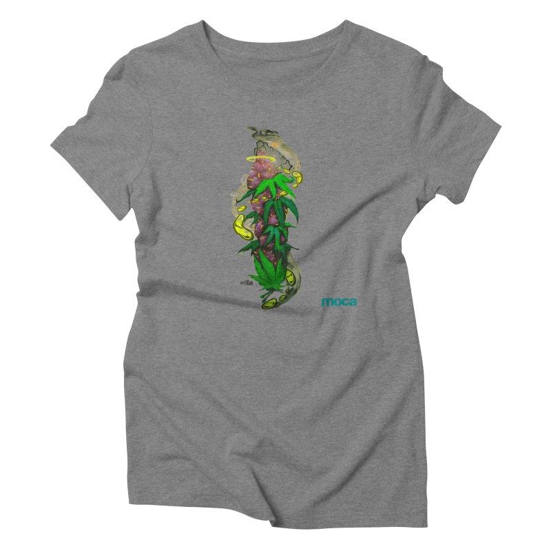 Stuk One Women's Triblend T-Shirt by MOCA