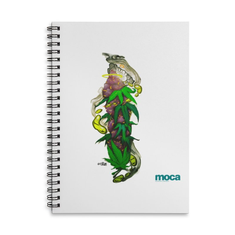 Stuk One Accessories Notebook by MOCA