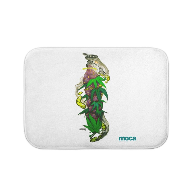 Stuk One Home Bath Mat by MOCAshop's Artist Shop