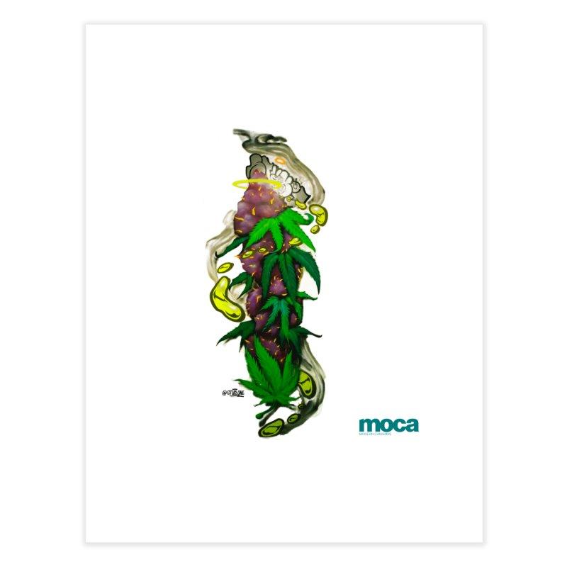 Stuk One Home Fine Art Print by MOCA