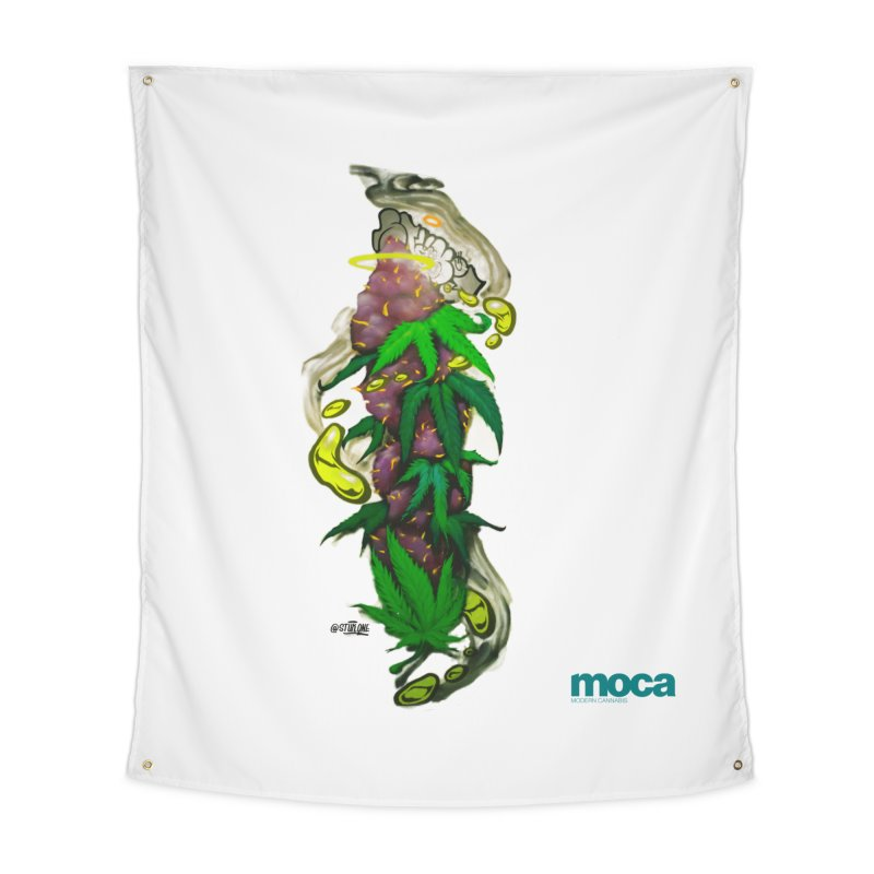 Stuk One Home Tapestry by MOCA
