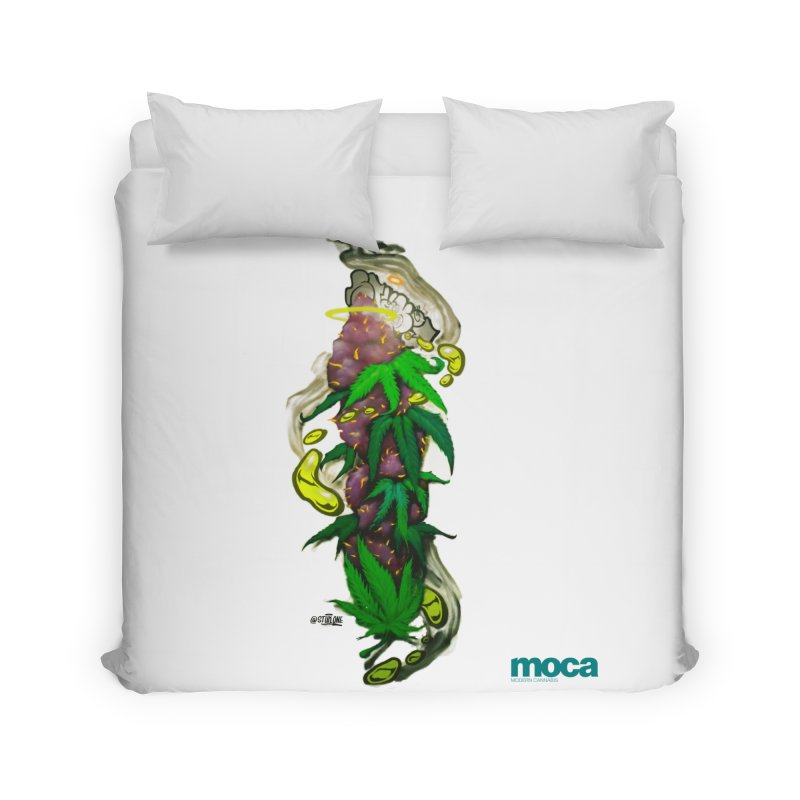 Stuk One Home Duvet by MOCAshop's Artist Shop