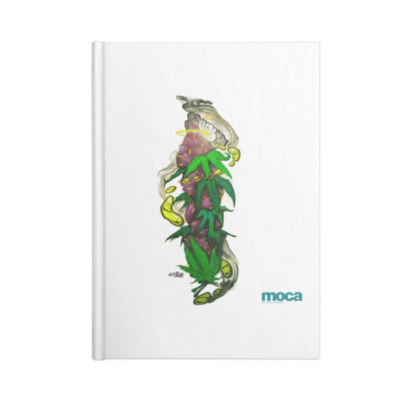 Stuk One Accessories Notebook by MOCAshop's Artist Shop