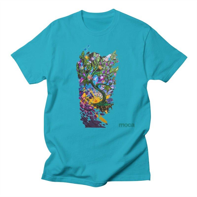 Wreckzilla Women's Regular Unisex T-Shirt by MOCAshop's Artist Shop