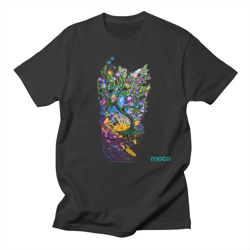 Wreckzilla Men's Regular T-Shirt by MOCAshop's Artist Shop