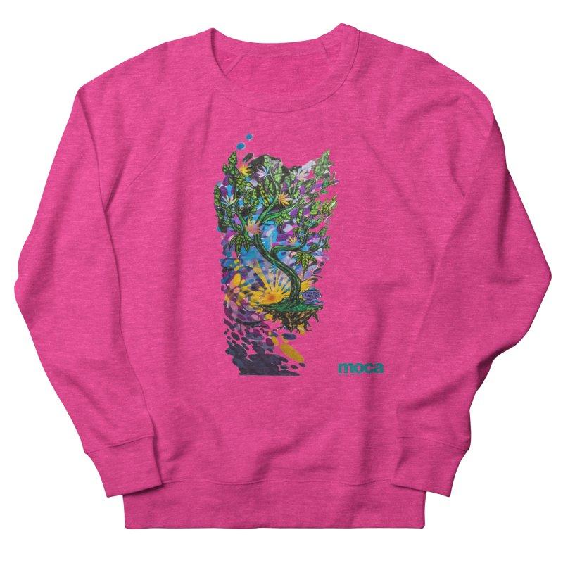 Wreckzilla Women's French Terry Sweatshirt by MOCA