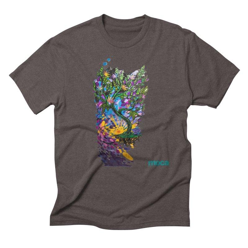 Wreckzilla Men's Triblend T-Shirt by MOCAshop's Artist Shop