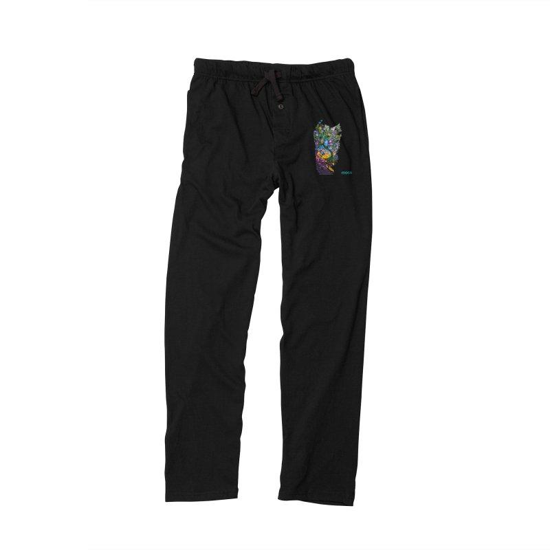 Wreckzilla Women's Lounge Pants by MOCAshop's Artist Shop