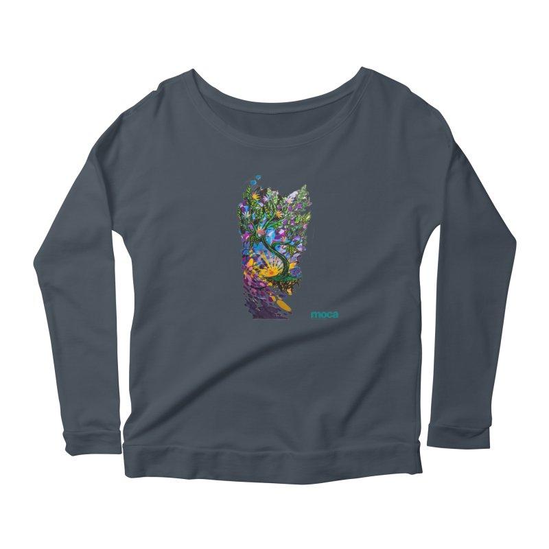 Wreckzilla Women's Longsleeve T-Shirt by MOCA