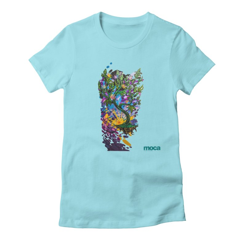Wreckzilla Women's T-Shirt by MOCA