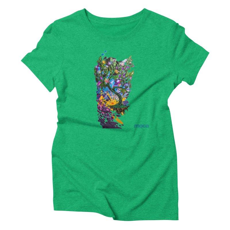 Wreckzilla Women's T-Shirt by MOCA