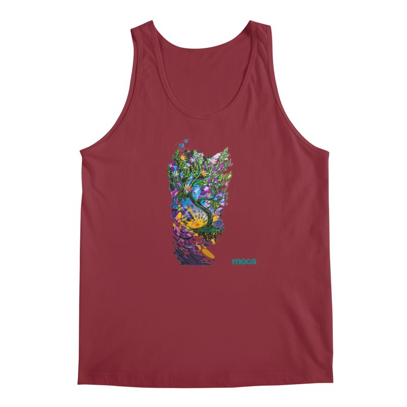 Wreckzilla Men's Tank by MOCA
