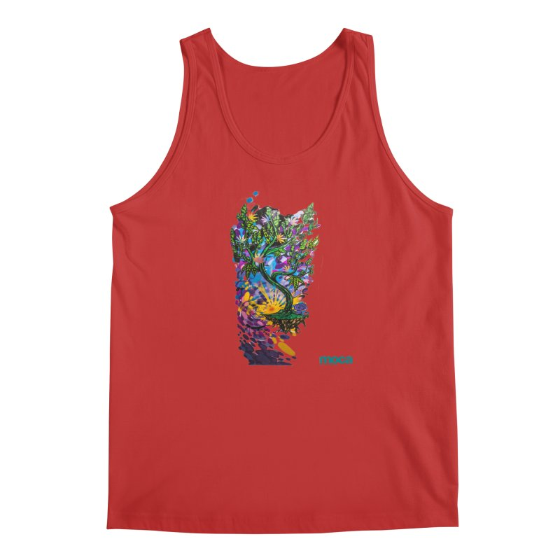Wreckzilla Men's Regular Tank by MOCAshop's Artist Shop